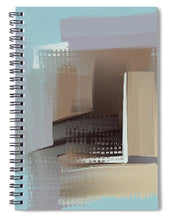 Load image into Gallery viewer, Window Morning View - Spiral Notebook