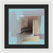 Load image into Gallery viewer, Window Morning View - Framed Print