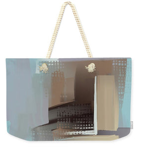 Window Morning View - Weekender Tote Bag