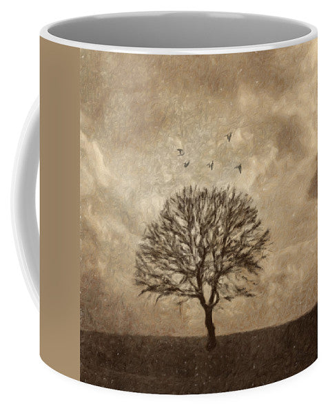 Winter Afternoon - Mug