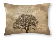 Load image into Gallery viewer, Winter Afternoon - Throw Pillow