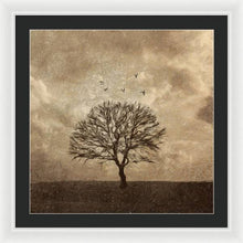 Load image into Gallery viewer, Winter Afternoon - Framed Print
