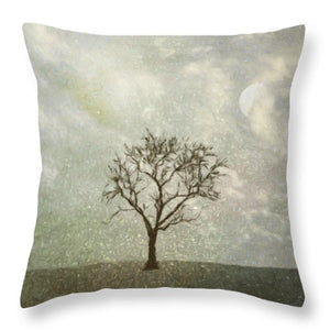 Winter Morning - Throw Pillow