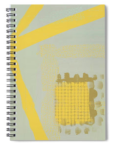 Yellow Kay - Spiral Notebook
