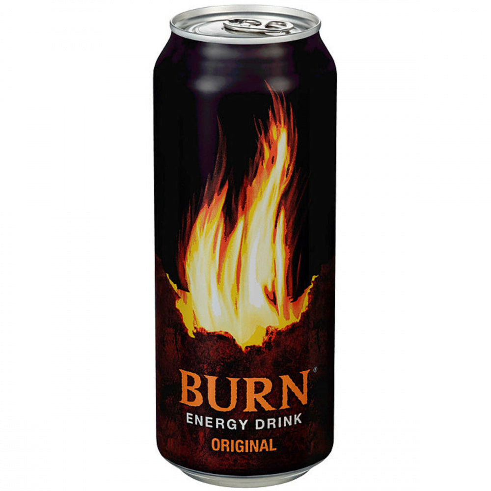 BURN ENERGY ORIGINAL- 0,5L (24PK) 30kr. per stk