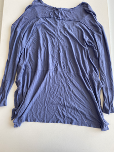 Eloide Long Sleeve Top Size Small