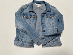 H & M Denim Outerwear Size Medium