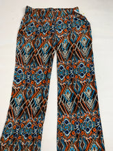 Load image into Gallery viewer, WayF Print Linen Pants XS
