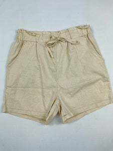 Paperbag Shorts Size S