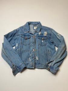 Forever 21 Denim Outerwear Size Small