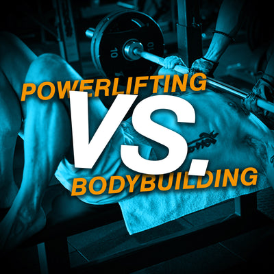 Powerlifting oder Bodybuilding - Die Trainingsunterschiede!
