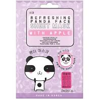 SUGU Refreshing Panda Face Sheet Mask with Apple