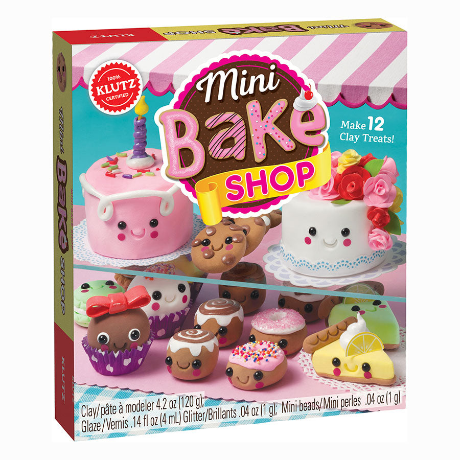 Mini Bake Shop