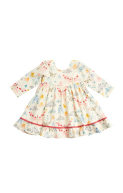 Pink Chicken Baby Coralee Dress