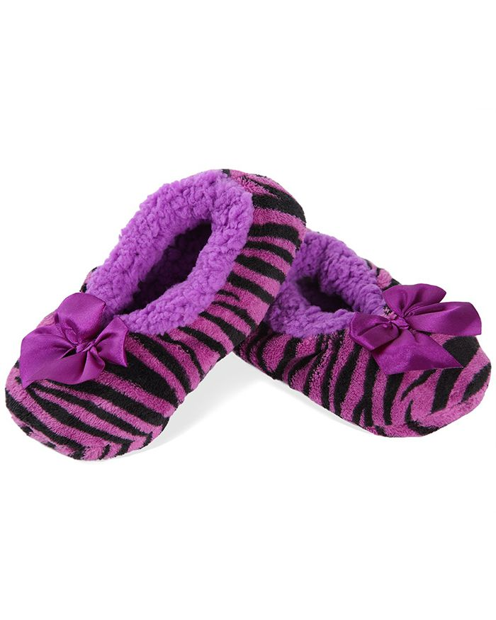 Me Moi Fleece Slippers