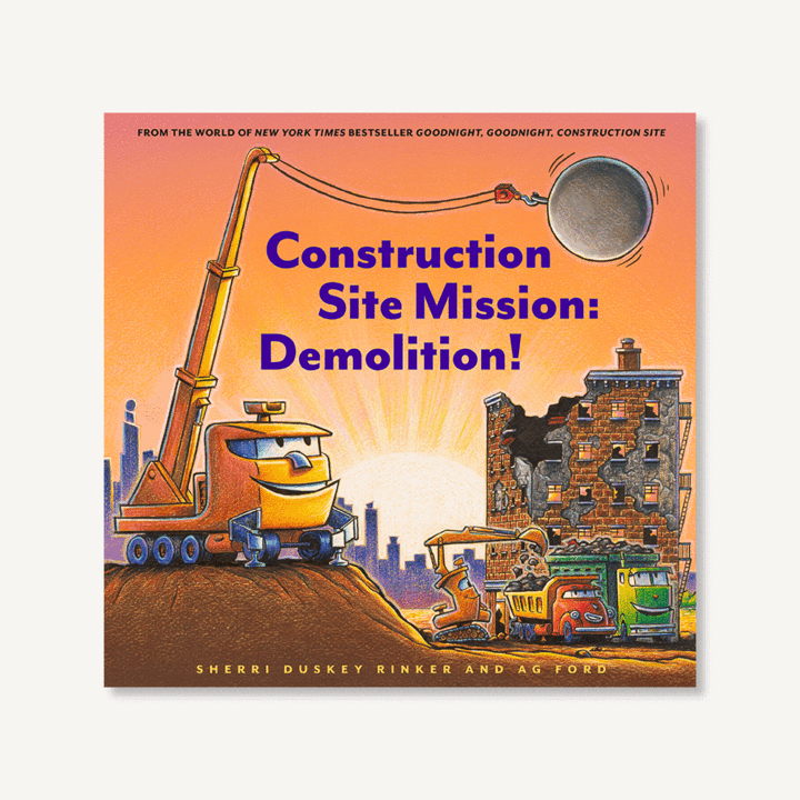 Construction Site:  Mission Demolition!
