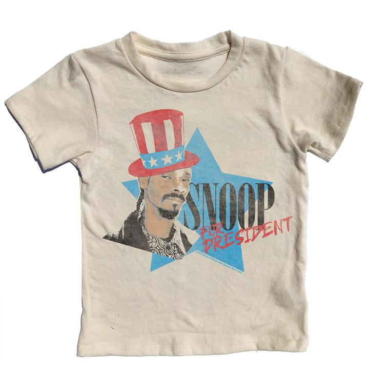 Snoop for President Tee