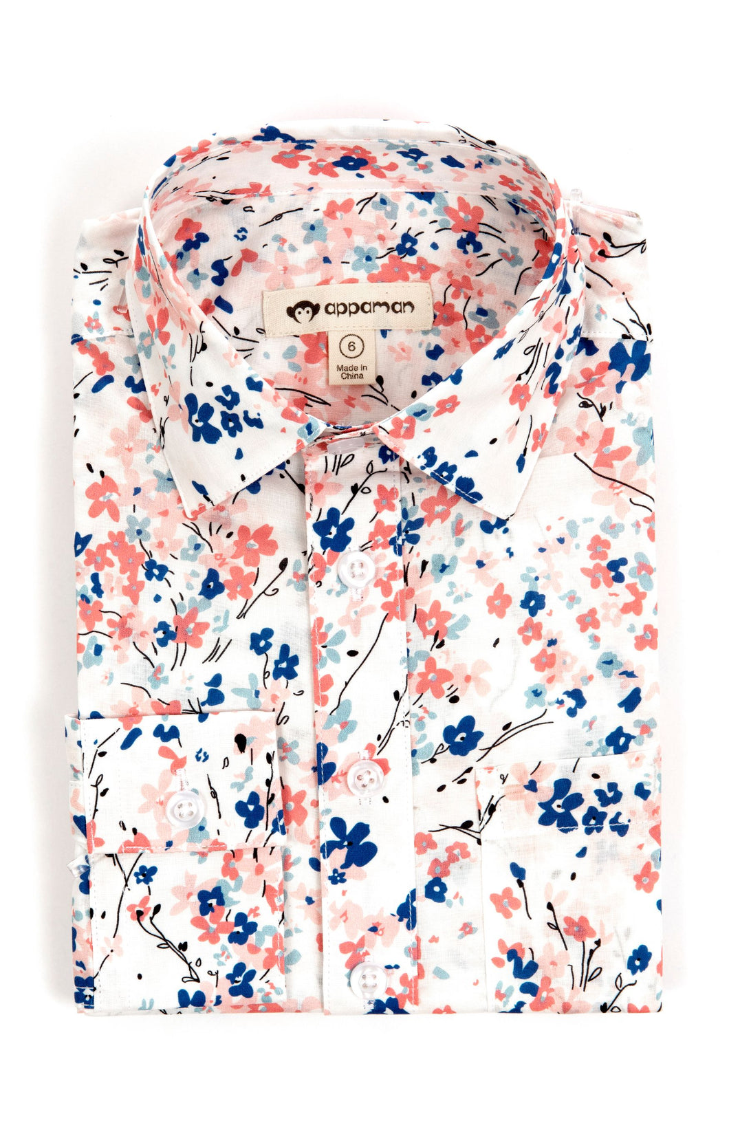 Appaman Spring Bouquet Standard Shirt
