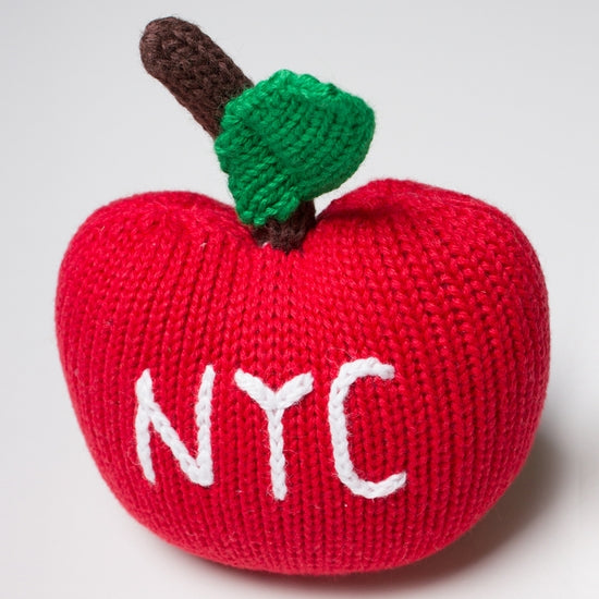 Big Apple Rattle