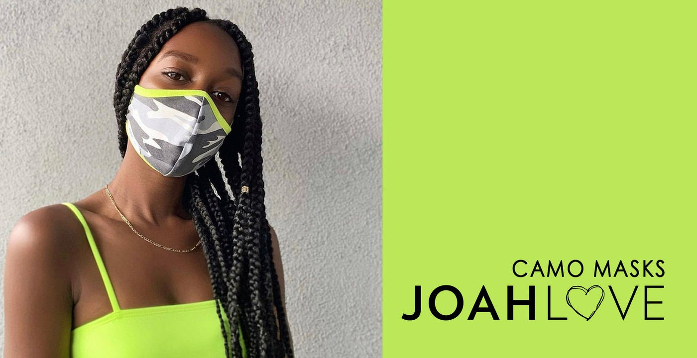 Joah Love Face Masks - Fall 2020