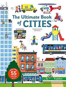 TheUltimateBookCities