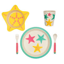Eco Kids Meal Set Star Fish