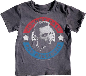 Johnny Cash for President Tee