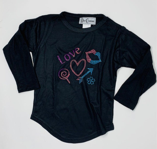 Dori Creations Love Top