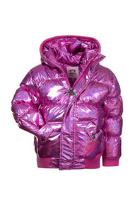 Appaman Sparkle Puffy Coat