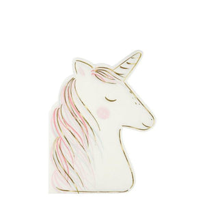 Unicorn Napkin Large