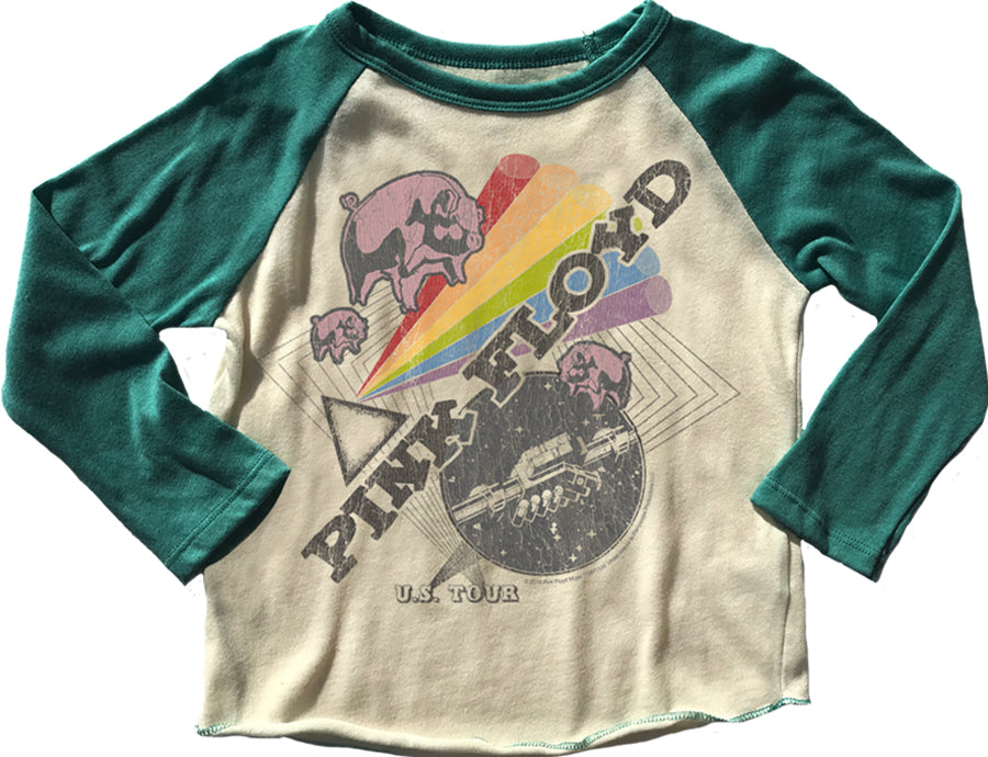 Rowdy Sprout Pink Floyd LS Tee