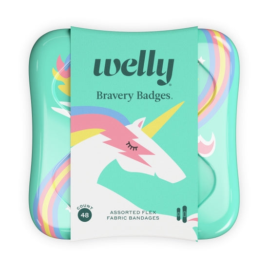 Bravery Badges Unicorns