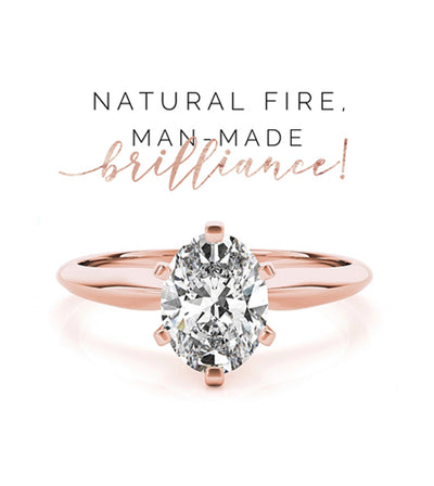 Love in a different climate…require diamonds with a difference…