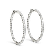 Portobello Hoop Earrings