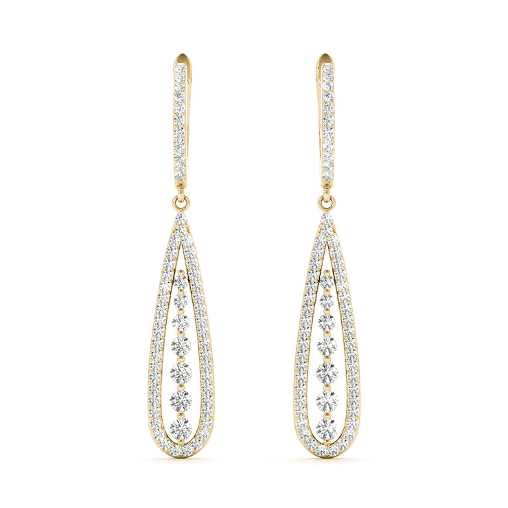 Lennox Chandelier Earrings