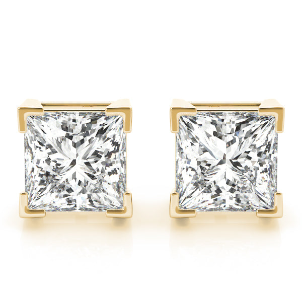 Nightingale Square Earrings