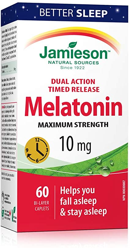 PN15. Melatonine Force Maximale 10mg 60 comprimés