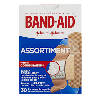 SP15. Band-Aid Assortiment (30 unités)