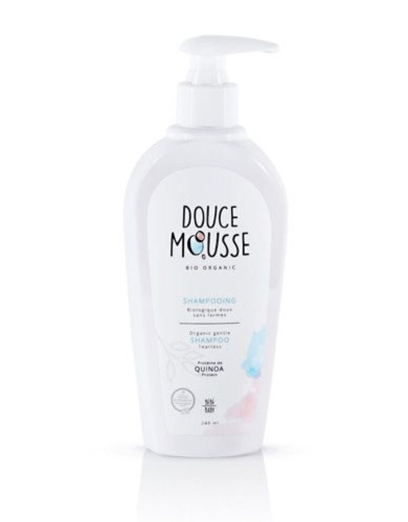 BB6. Shampoing Douce Mousse Bio et Local 240ml