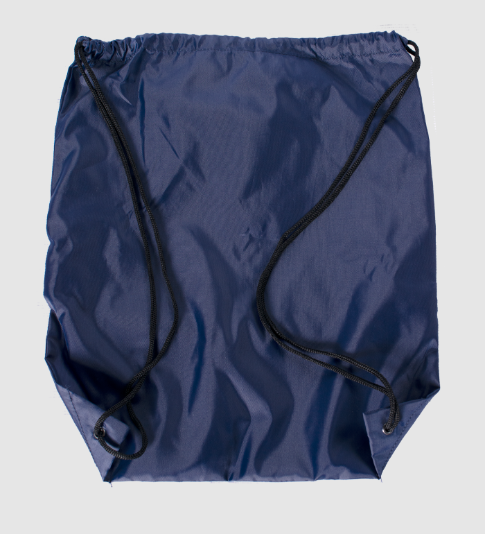 Drawstring Bag - Navy