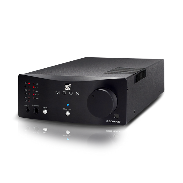 Moon 230 HAD Headphone amplifier / DSD DAC