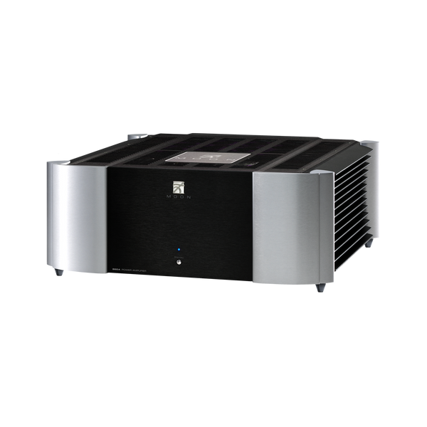 MOON 860A V2 Dual Mono Power Amplifier