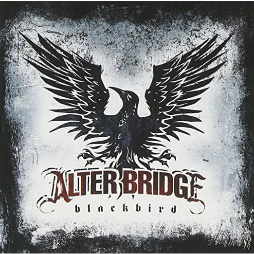 Alterbridge - Blackbird (Limited Edition, Numbered, Red Vinyl)