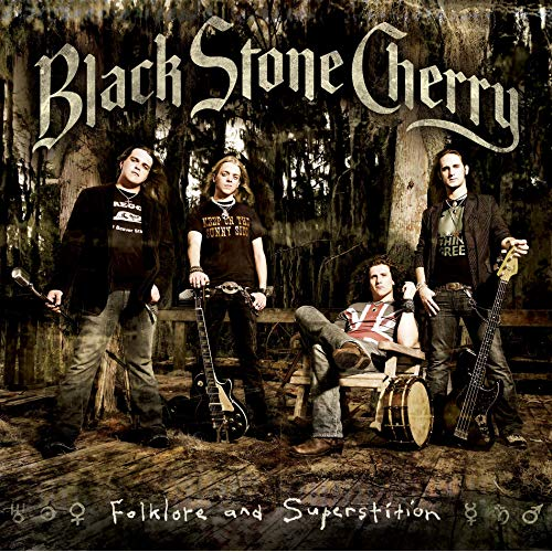 Black Stone Cherry -Folklore & Superstition
