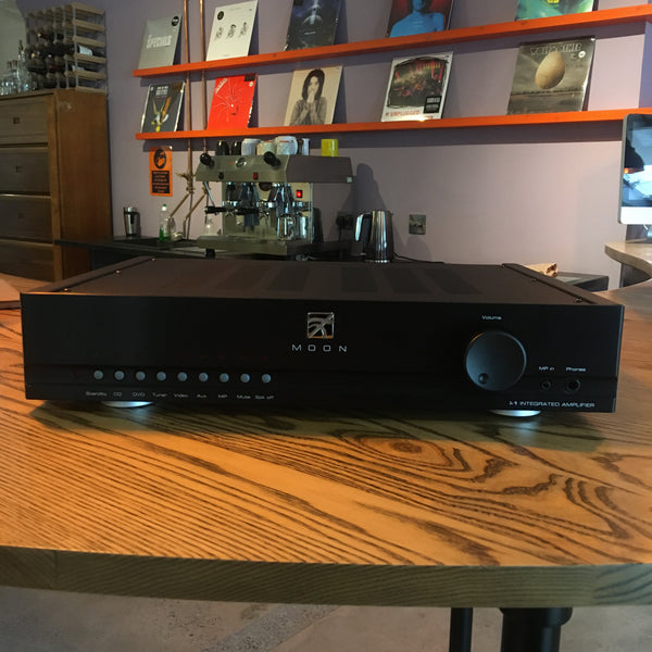 Used - Moon i-1 Integrated Amplifier Black