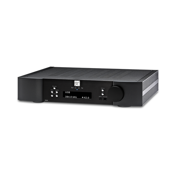 MOON 240i  Integrated Amplifier with DAC