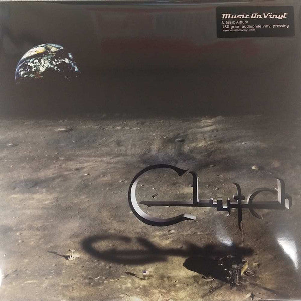 Clutch - Clutch (Limited Edition, Numbered, Silver Vinyl)