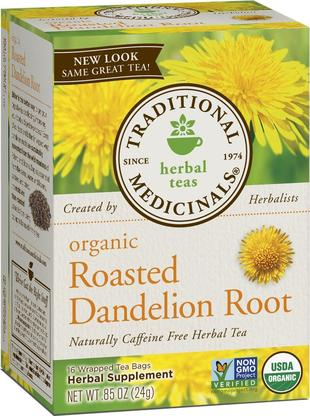 Dandelion Root Roasted Org