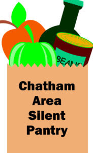 * Chatham Area Silent Pantry Donation