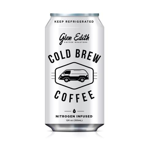 Coffee Nitro Cold Brew 12oz